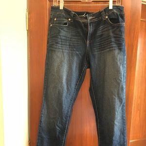 INC Skinny Fit Jeans